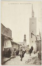 Casablanca - Rue du Capitaine-Ihler