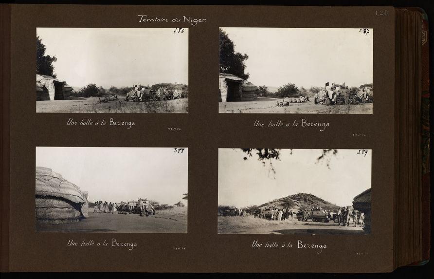 Une halte à la Bezenga