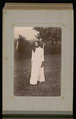 Jeune fille tahitienne de Paea