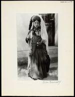 Costume d'apparat d'une juive