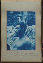 Aimbach'h, indigène de la tribu Meriver