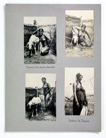 Taoura à la chèvre blanche