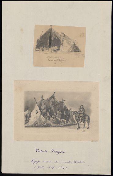 Tente de patagons