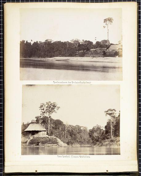 Album de photographies recueillies dans l'intérieur du Pérou septentrional par M. Charles Kroelhe