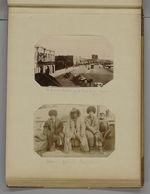 Bakou - types de Turcmènes