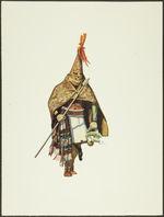 Plate VI. Angwusnasomtaqa Kachina