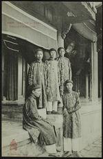 Groupe d'eunuques
