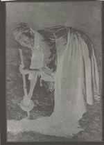 Vieille femme bochimane