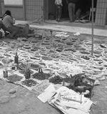Bande-film de 3 vues concernant le marché de Huaraz