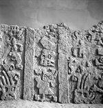Bande film de 3 vues concernant le site archéologique de Chan-Chan