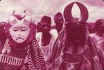 Masques Sénoufos de Ferkessedougou