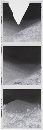 Bande film de trois vues concernant des paysages de montagnes