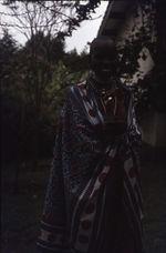 Sans titre [portrait d'une femme maasaï]