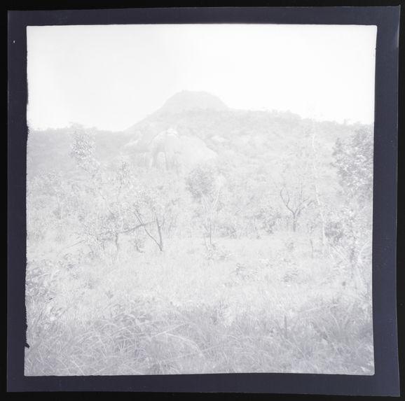 Montagnes tabulaires de Bennah