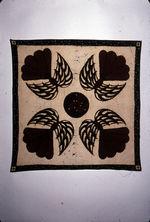 Mouchoir de tête en batik