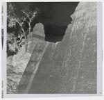 Tikal [bas-relief et temple I]