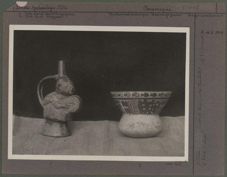 Deux vases