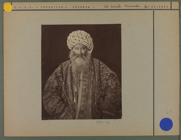 Kouchbegi, 1er ministre de Bokhara