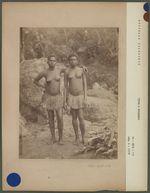 Deux jeunes filles, Nouvelle-Calédonie