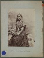 Femme hindoue émigrée à Durban