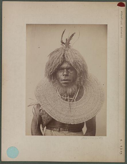Type de la Nouvelle Guinée