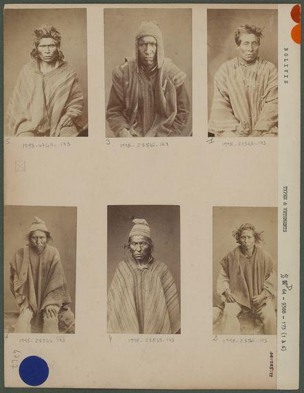 Bandit indien, Bolivie