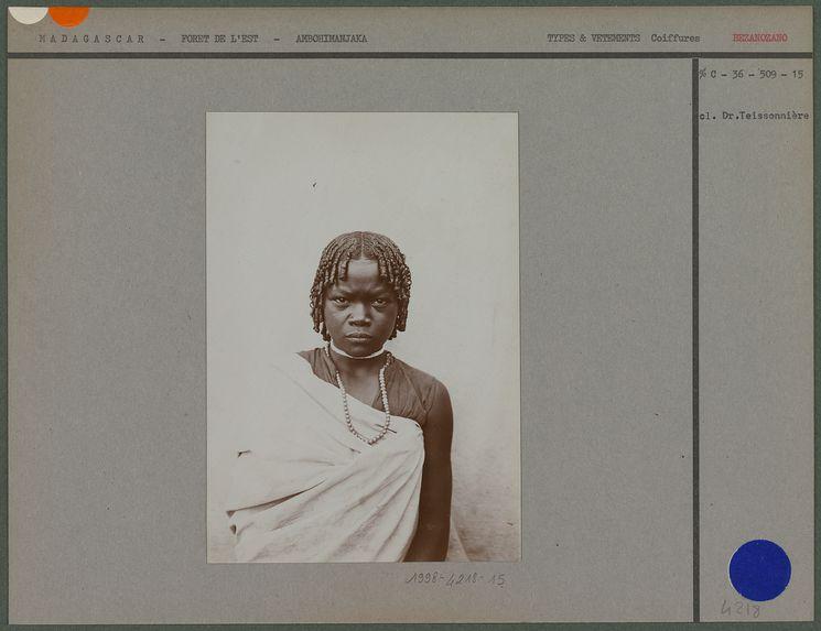 Portrait de Ramanjato