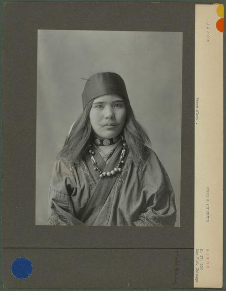 Femme Aïnou