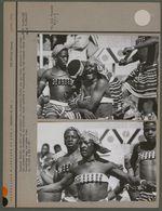 Danseurs Xhosas