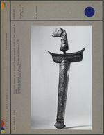 Kriss avec pomeau en os sculpté