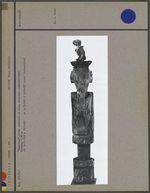 Hampatong, statue funéraire en bois