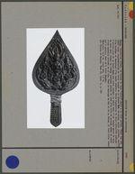 Popil, chandelier rituel en fonte