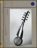 "Luth ""sarode"", instrument de musique classique"