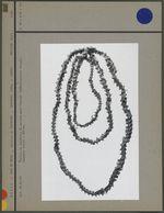 Collier en vertèbres de serpent