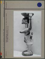 Statue à offrandes pour culte des Abiku