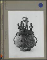 Boîte en bronze Ashanti