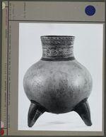 Vase polychrome