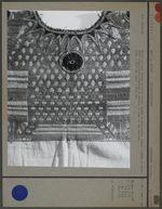 Huipil de type ancien en coton