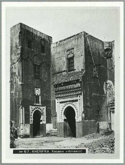 N°67. Khenifra. Kasbah d'Amaroc
