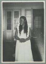 Femme de Bora-Bora