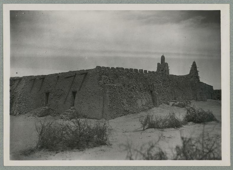 Tombouctou. Mosquée de Djingaréï-Ber