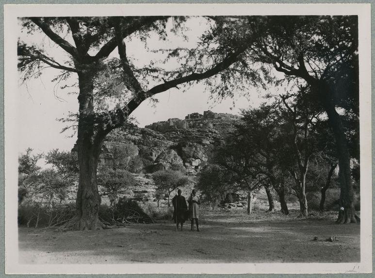 Environs de Bandiagara. Village de Cocodo