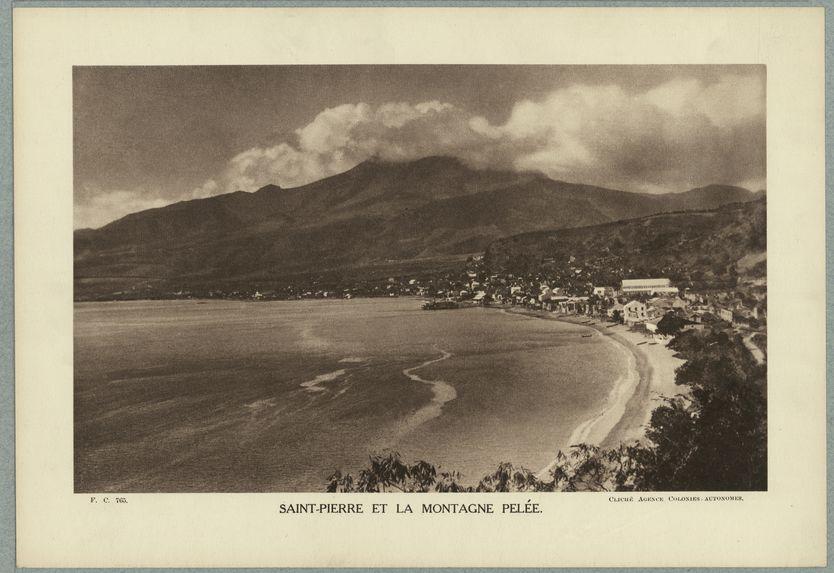 Saint-Pierre et la montagne Pelée