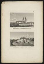Nouvelle-Hollande : Port-Jackson. Vue de l'Eglise de Paramatta en 1819....