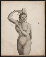 Woman of Cap Diemen