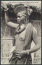 Jeune femme Foulah