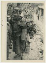 Enfant tibétain à Atuntze