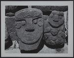 Musée Huaraz [sculptures anthropomorphes]