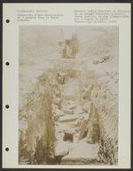 Découverte d'une canalisation en 3 gradins dans le Mound Akapana