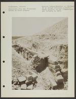 Découverte d'un mur d'enceinte autour du Cerro Akapana